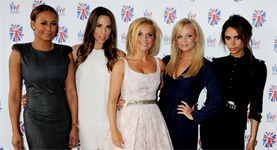 Spice Girls se reúnem depois de 4 anos para lançamento de musical